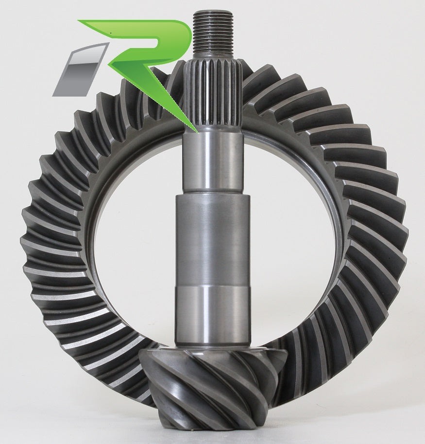 Dana 44 Jeep JK Rear 4.56 Ratio Ring and Pinion Revolution Gear - HQ Offroad