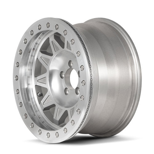 WHEEL-1 DIRTY LIFE ROADKILL RACE SERIES MACHINED BEADLOCK WHEEL 17X9 5X5 9302-7973M14
