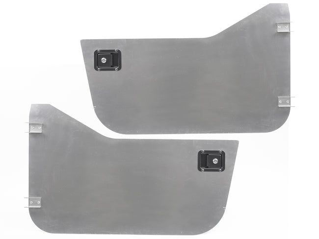 Jeep TJ Aluminum Half Doors for 97-06 Wrangler TJ and LJ GenRight
