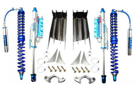 Jeep JK Rear Bolt-On Coilover Kit with C/Os 07-18 Wrangler JK EVO Manufacturing
