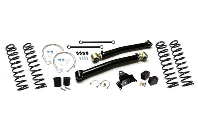 Jeep JK Enforcer 3.0 Inch Suspension System Stage 1 07-18 Wrangler JK EVO Manufacturing