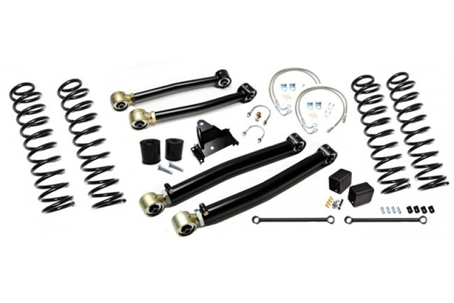 Jeep JK Enforcer 4.0 Inch Suspension System Stage 2 07-18 Wrangler JK EVO Manufacturing