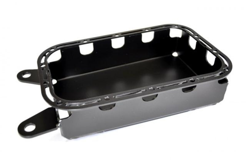 Jeep JK Pentastar Oil Pan Skid 12-18 Wrangler JK Black Powdercoat EVO Manufacturing