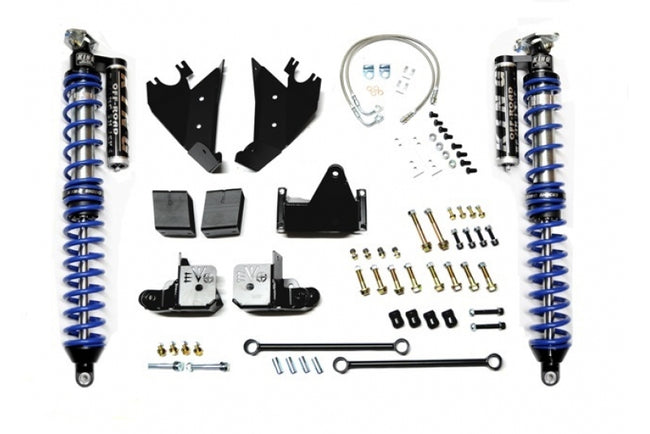 EVO Rear Bolt-On Coilover Kit (with C/Os) Right Hand Drive EVO Manufacturing