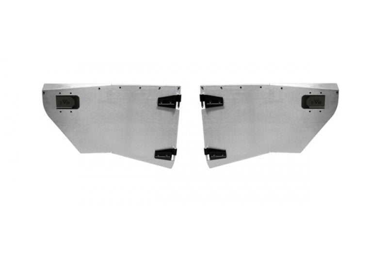 Jeep JK Half Door Rear 07-18 Wrangler JK Set EVO Manufacturing