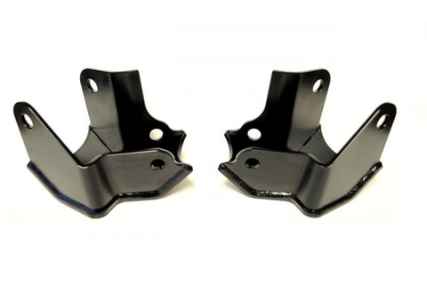 JEEP JK Spec 2.0 Non Reservoir 6.0 Inch and Up Lift Rear Direct Bolt-in Shock 07-18 Wrangler JK Pair EVO Manufacturing