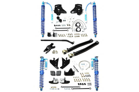 Jeep JK Enforcer 4.0 Inch Suspension System Stage 1 07-18 Wrangler JK EVO Manufacturing