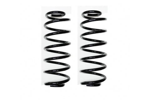 Jeep JK Front and Rear Bolt on Coilover HD Spring 07-18 Wrangler JK Set EVO Manufacturing