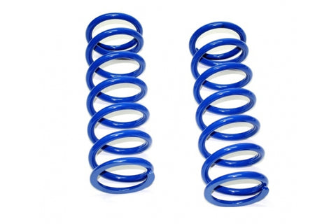 Jeep JL 2.5 Inch Front Lift Plush Ride Springs 18-Present Wrangler JL Unlimited EVO Manufacturing