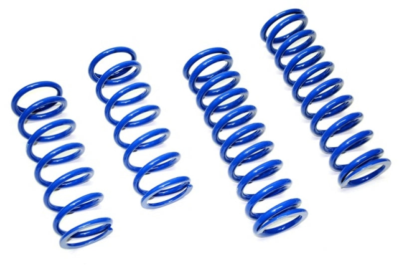 Jeep JK Front and Rear Bolt on Coilover HD Spring 07-18 Wrangler JK Set EVO Manufacturing - HQ Offroad