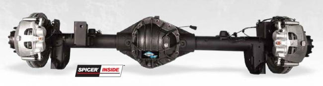 Dana Spicer Jeep JK Ultimate Dana 60 Rear Axle Assembly 4.88 Ratio - 2023612-1 - Free Shipping