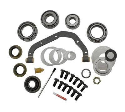 Super Dana 60 Ford Front Master Overhaul Kit Crush Sleeve Design Only For Factory Gear 99-14 Revolution Gear and Axle