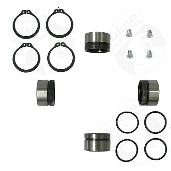 YUKON SUPER JOINT REBUILD KIT FOR DANA 60 U-JOINTS YPSJ-ACC-502 D60-U-SUPER-JOINT-RBD
