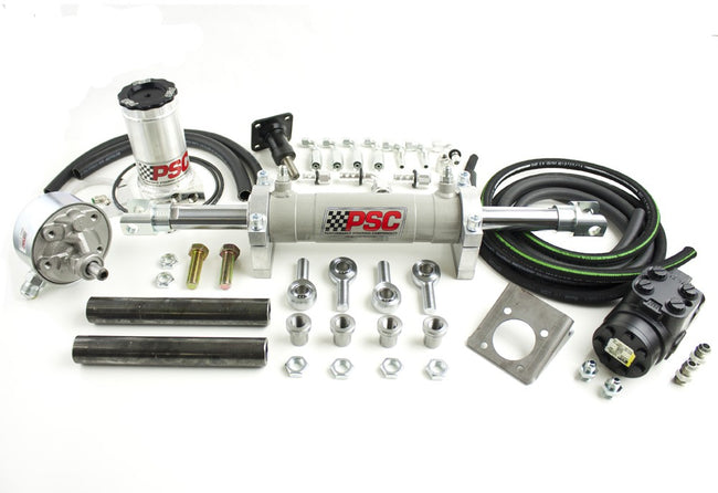 Full Hydraulic Steering Kit, P Pump (35-42 Inch Tire Size) PSC Performance Steering Components