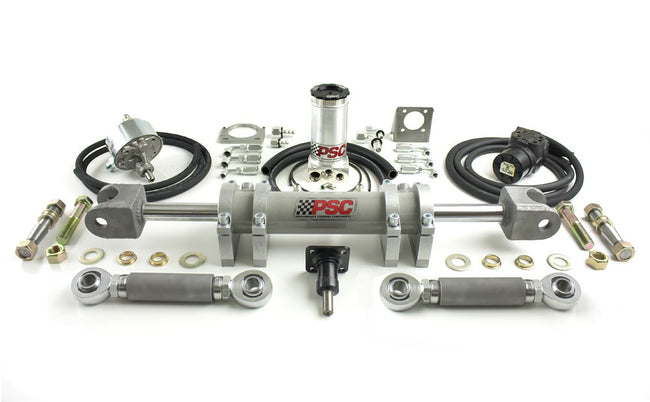 Full Hydraulic Steering Kit, 5 Ton Rockwell Axle PSC Performance Steering Components