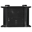 Series-1 Oil Cooler 19 Row w/M22 Ports w/ Fan & Shroud