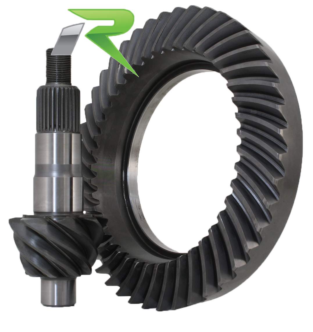 GM 10.5 Inch 14 Bolt THICK 5.38 Ring and Pinion Revolution Gear - HQ Offroad