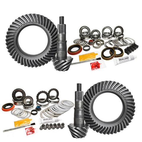 F-150 Gear Packages