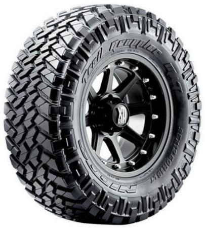 Nitto 40x13.50R17LT Tire, Trail Grappler - 205-980 (Set of 4)