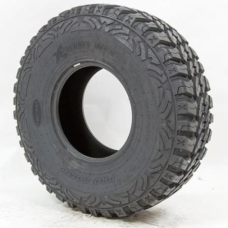 Pro Comp 37x12.50R17 Tire, Xtreme MT2 - 771237 (Set of 4)