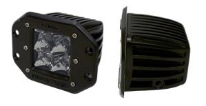 Rigid Industries Dually Series Flood LED Light - Set of Two - 21211