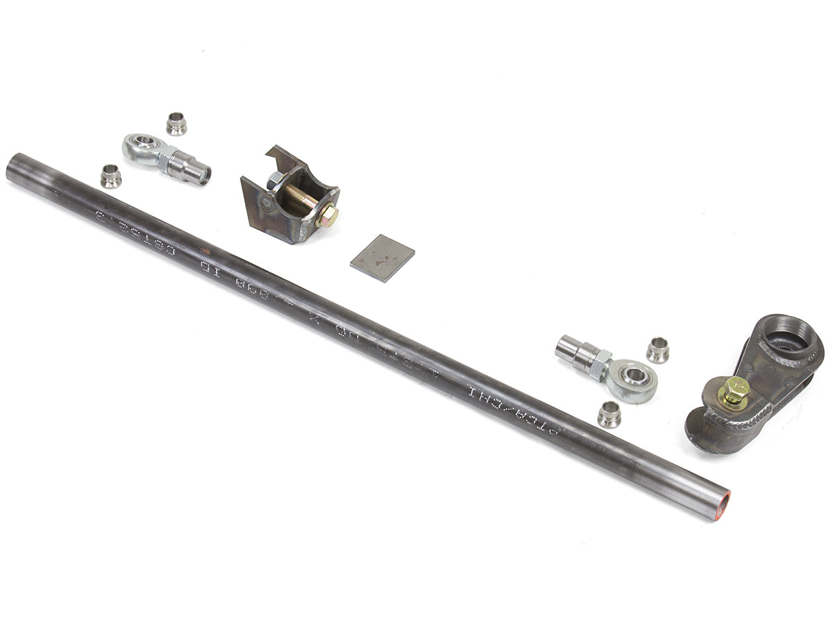 Jeep Drag Link Correction Kit 77-Present Jeep JK, JKU, TJ, LJ, YJ, CJ  Steel Bare GenRight