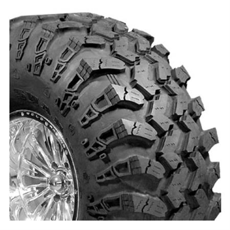 Super Swamper 39.5x13.50-17LT Tire, IROK Bias Ply - I-811 (Set of 4) - HQ Offroad