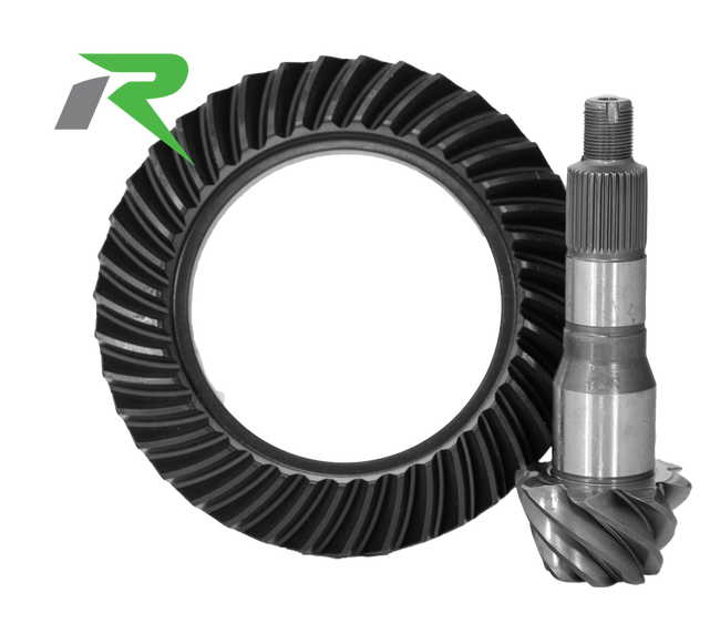 Toyota 8.75 Inch 16-Current 5.29 Ratio Ring & Pinion Set Revolution Gear and Axle - HQ Offroad