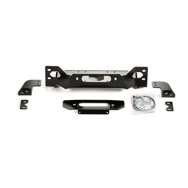 18-   Jeep JL OE Bumper Winch Carrier - HQ Offroad