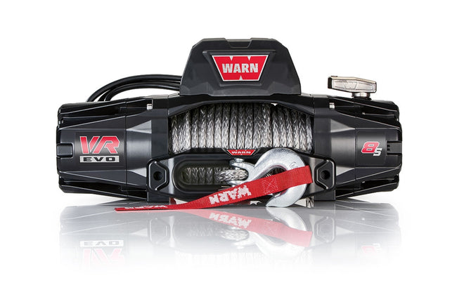 VR EVO 8-S Winch 8000# Synthetic Rope - HQ Offroad