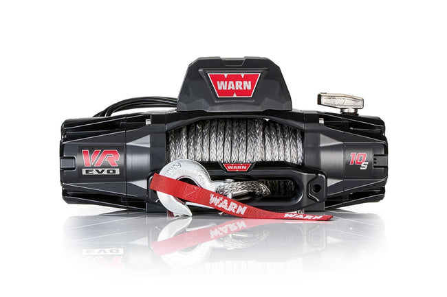 VR EVO 10-S Winch 10000# Synthetic Rope - HQ Offroad
