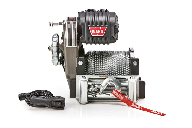 M8274 Winch 10000 lbs. Wire Rope - HQ Offroad