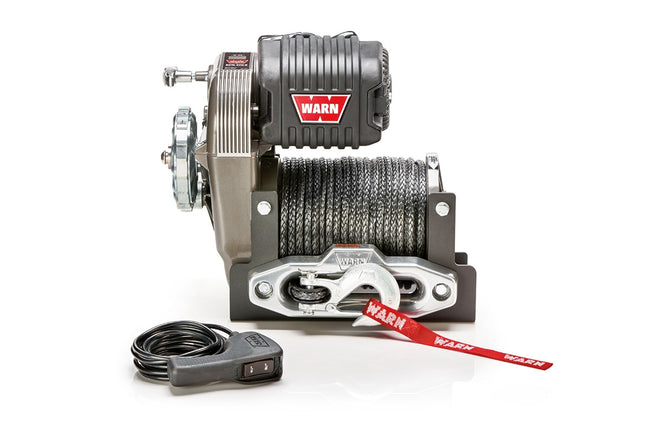M8274 Winch 10000 lbs. Synthetic Rope - HQ Offroad
