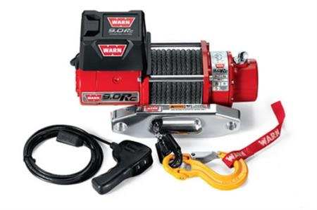 Warn 9.0Rc Rock Crawling 9000lb Winch - 71550