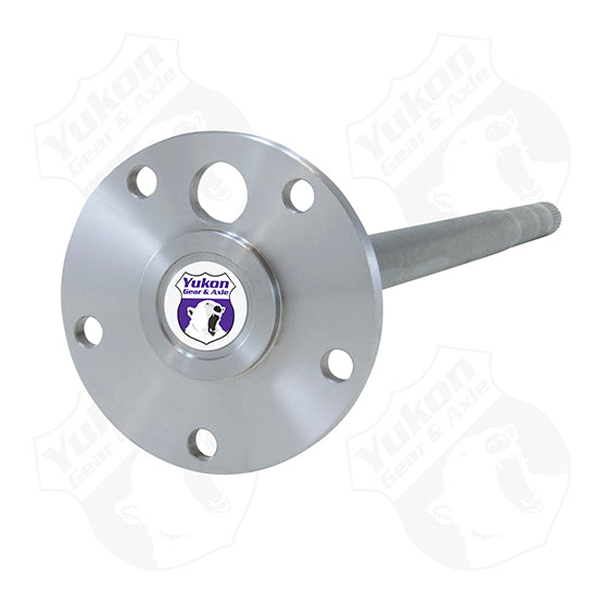 Yukon 1541H Alloy Left Hand Rear Axle For Ford 9 Inch 76-77 Bronco 11x2.25 Inch Brakes Yukon Gear & Axle
