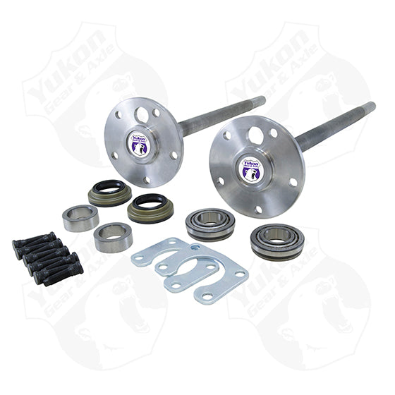 Yukon 1541H Alloy Rear Axle Kit For Ford 9 Inch Bronco From 76-77 With 31 Splines Yukon Gear & Axle