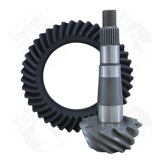 High Performance Yukon Ring And Pinion Gear Set For 04 And Down Chrysler 8.25 Inch In A 2.76 Ratio Yukon Gear & Axle