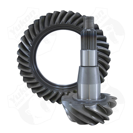 High Performance Yukon Ring And Pinion Gear Set For 10 And Down Chrysler 9.25 Inch In A 3.21 Ratio Yukon Gear & Axle