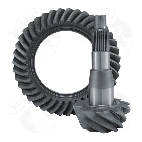 High Performance Yukon Ring And Pinion Gear Set For 11 And Up Chrysler 9.25 Inch ZF In A 4.56 Ratio Yukon Gear & Axle