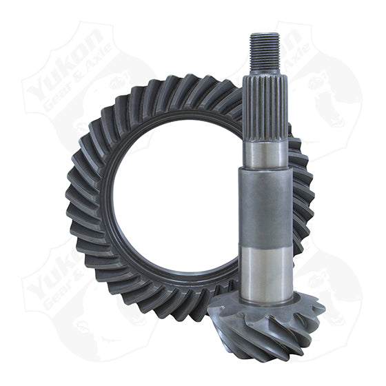High Performance Yukon Ring And Pinion Replacement Gear Set For Dana 30 In A 4.56 Ratio Yukon Gear & Axle
