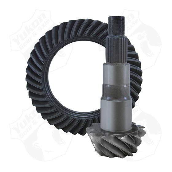 High Performance Yukon Replacement Ring And Pinion Gear Set For Dana 30HD In Jeep Liberty 3.73 Ratio Yukon Gear & Axle