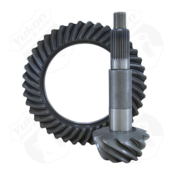 High Performance Yukon Ring And Pinion Replacement Gear Set For Dana 44 In A 5.89 Ratio Yukon Gear & Axle