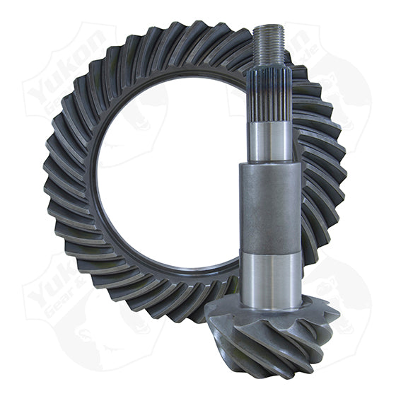 High Performance Yukon Replacement Ring And Pinion Gear Set For Dana 70 In A 5.86 Ratio Yukon Gear & Axle - HQ Offroad