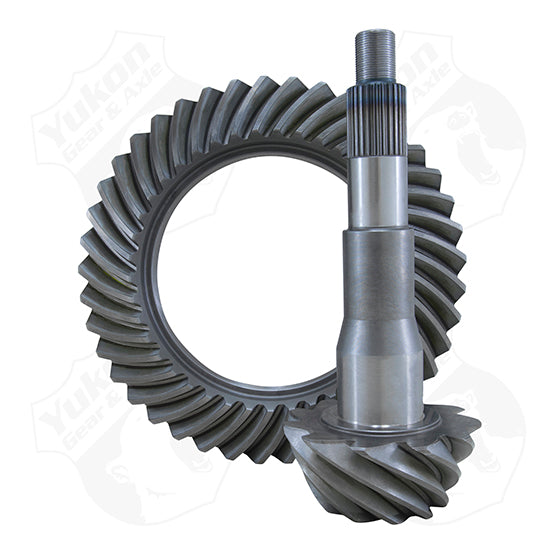 High Performance Yukon Ring And Pinion Gear Set For Ford 10.25 Inch In A 3.55 Ratio Yukon Gear & Axle