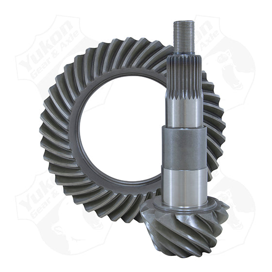 High Performance Yukon Ring And Pinion Gear Set For Ford 7.5 Inch In A 3.08 Ratio Yukon Gear & Axle