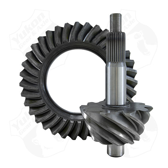 High Performance Yukon Ring And Pinion Pro Gear Set For Ford 9 Inch In A 4.86 Ratio 28 Spline Yukon Gear & Axle