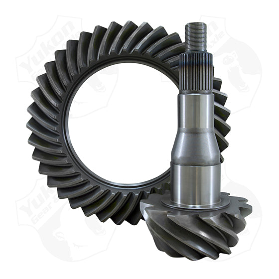 High Performance Yukon Ring And Pinion Gear Set For 11 And Up Ford 9.75 Inch In A 4.88 Ratio Yukon Gear & Axle