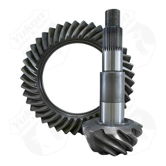 High Performance Yukon Ring And Pinion Gear Set For GM 11.5 Inch In A 3.42 Ratio Yukon Gear & Axle