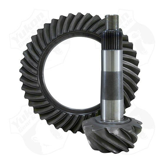 High Performance Yukon Ring And Pinion Gear Set For GM 12T In A 4.11 Ratio Yukon Gear & Axle