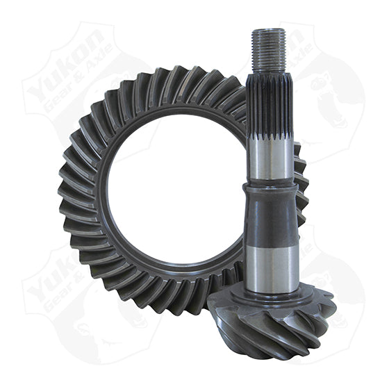 High Performance Yukon Ring And Pinion Gear Set For GM 7.5 Inch In A 4.56 Ratio Yukon Gear & Axle